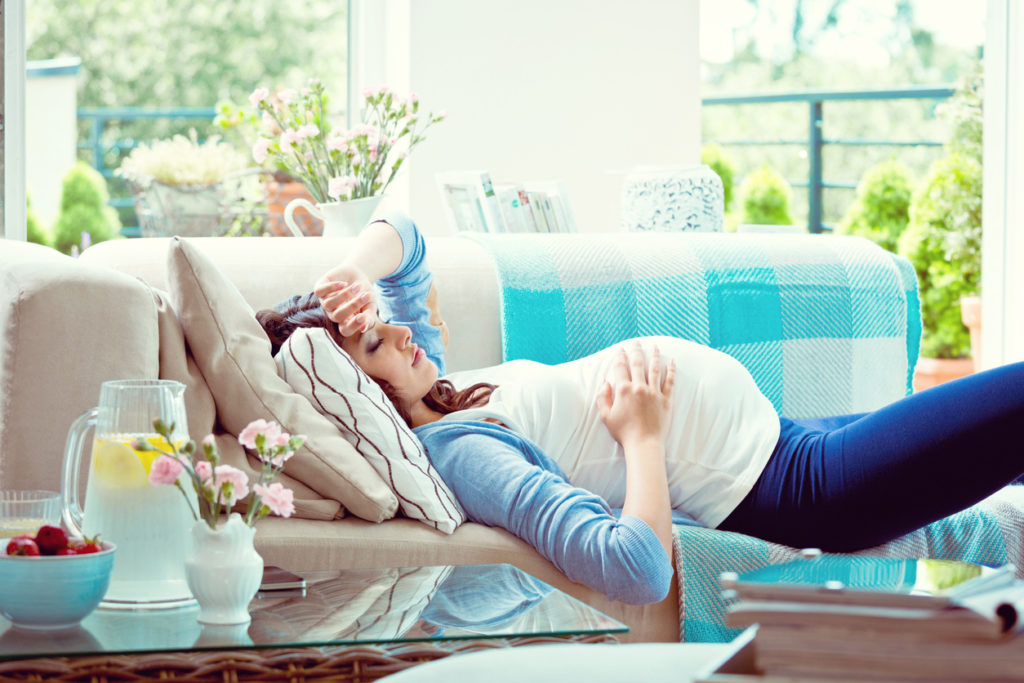 sinusite enceinte