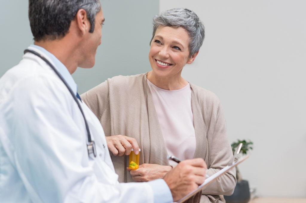 traitement ménopause