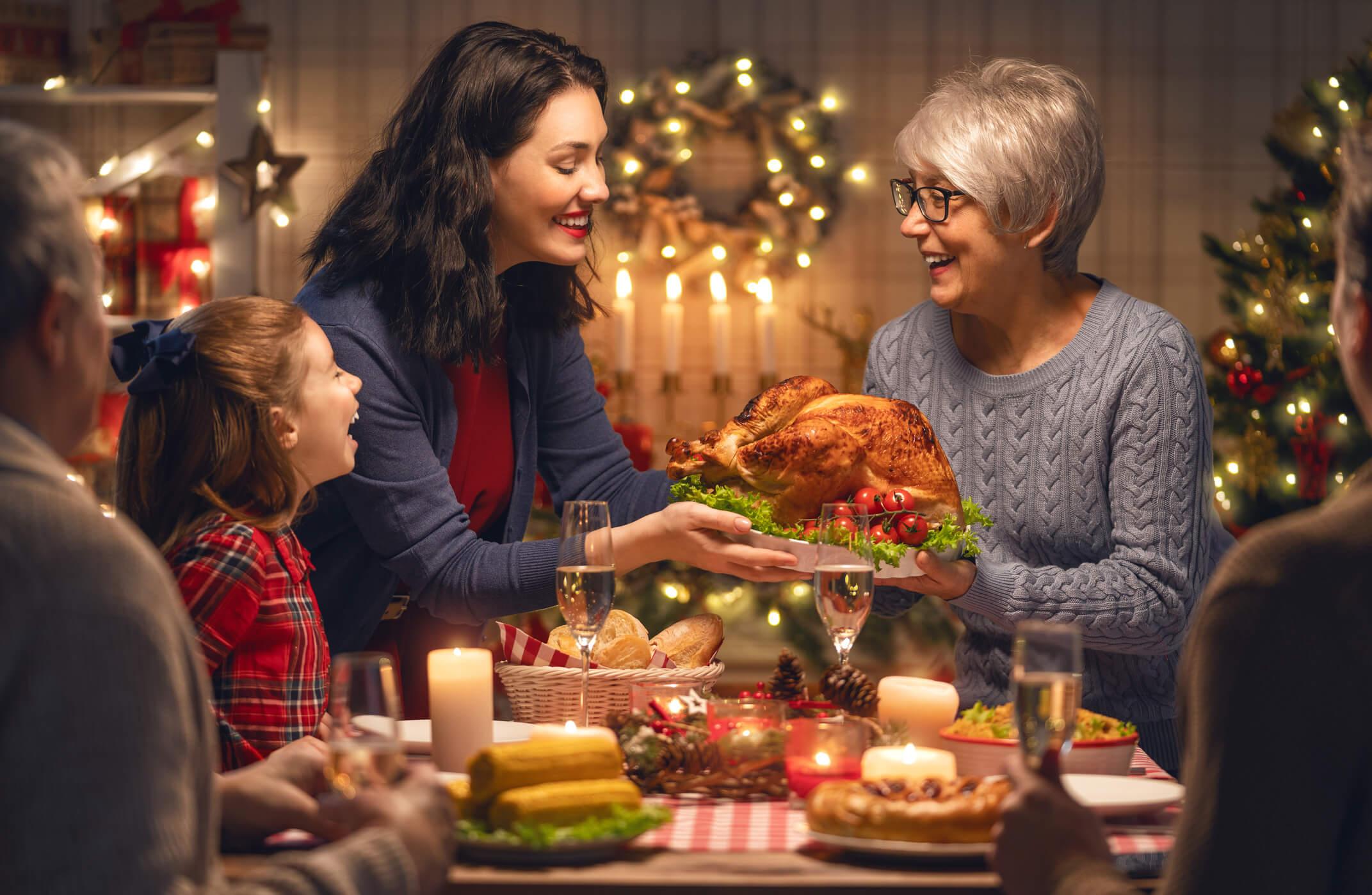 repas de fêtes