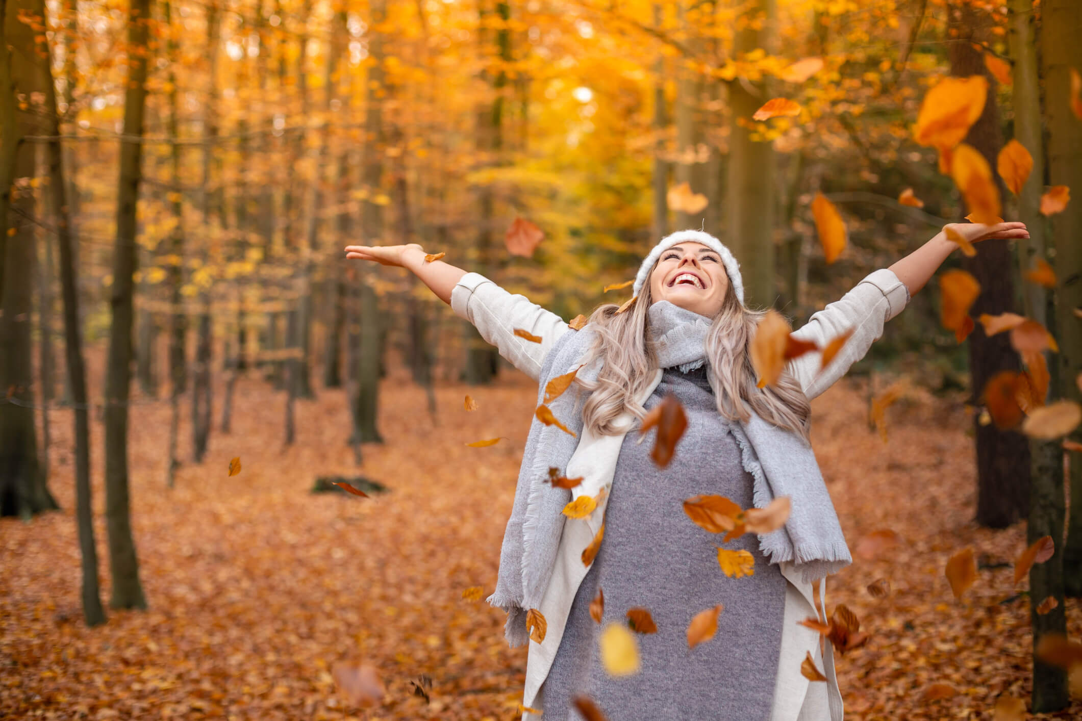 affronter l'automne