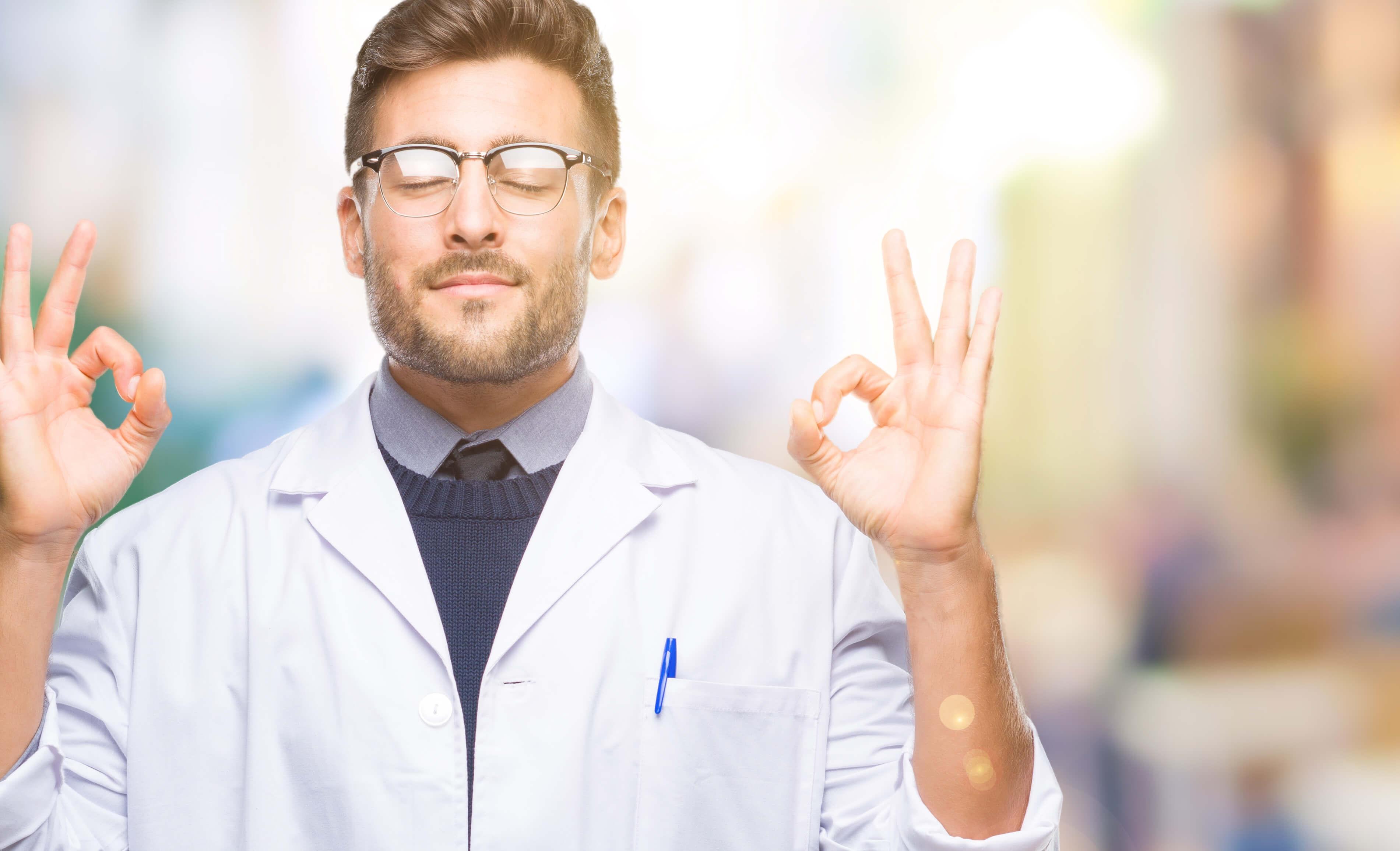 Repos médecin coronavirus