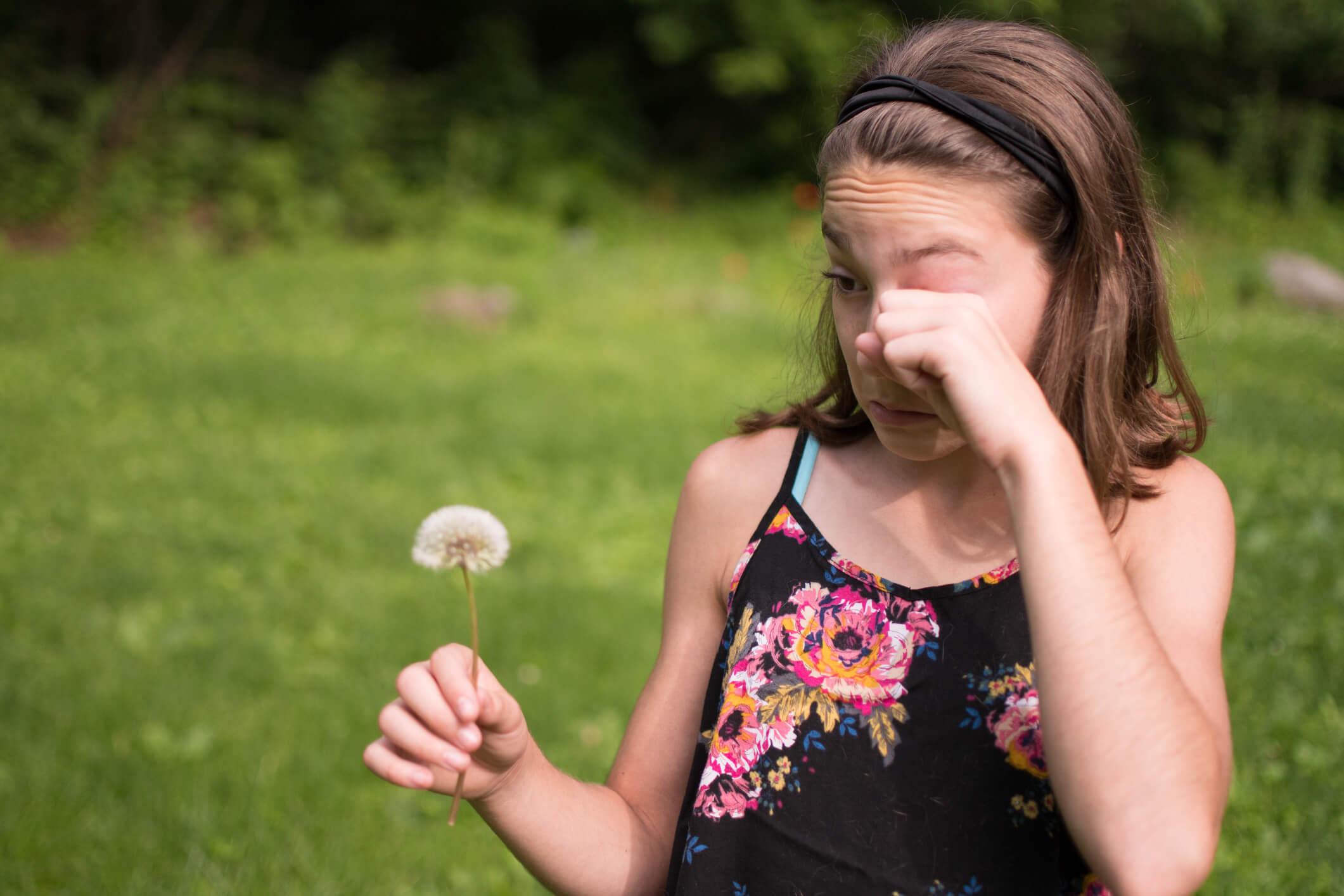 conjonctivite allergie