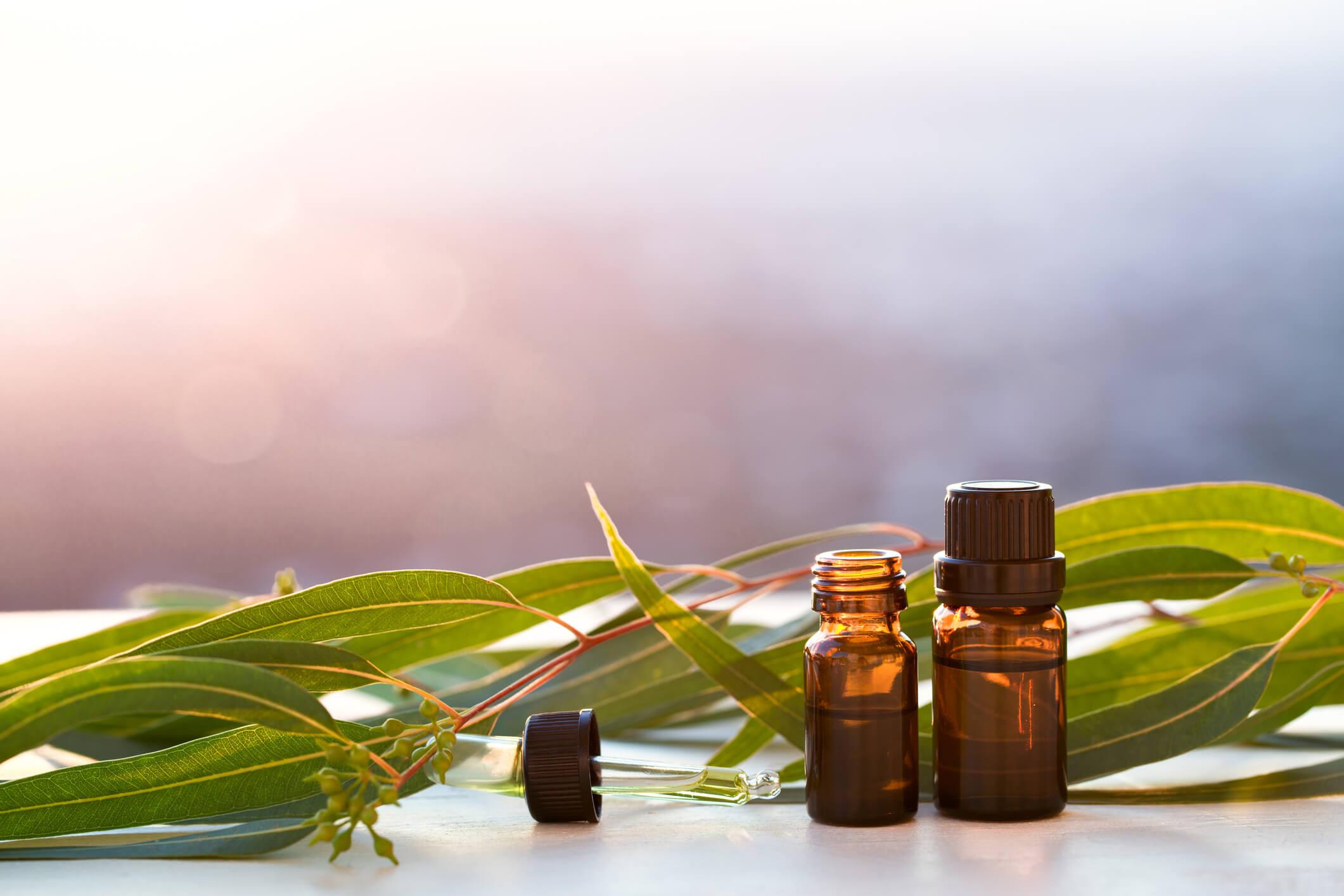 Nez bouché huiles essentielles