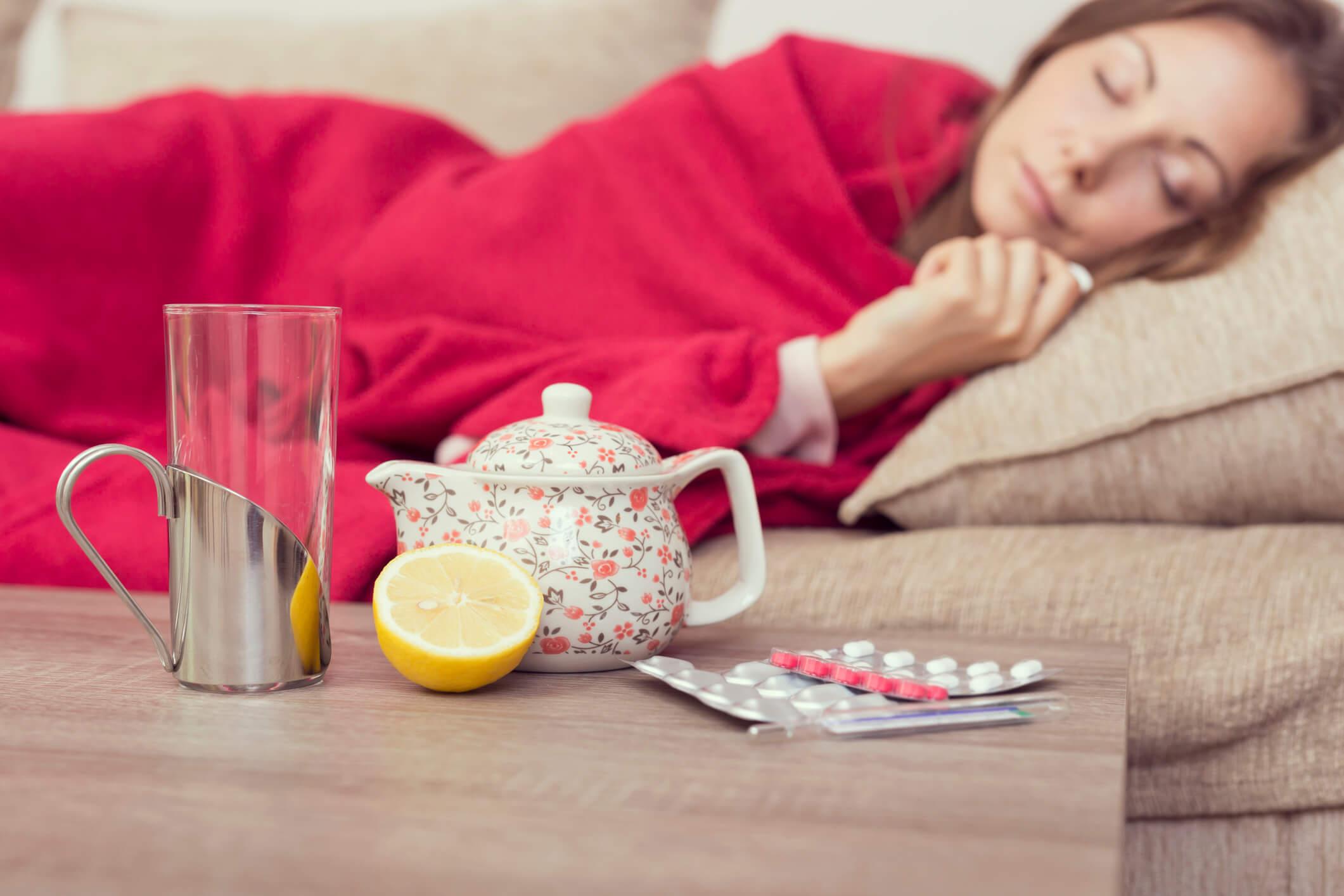 médicament rhume