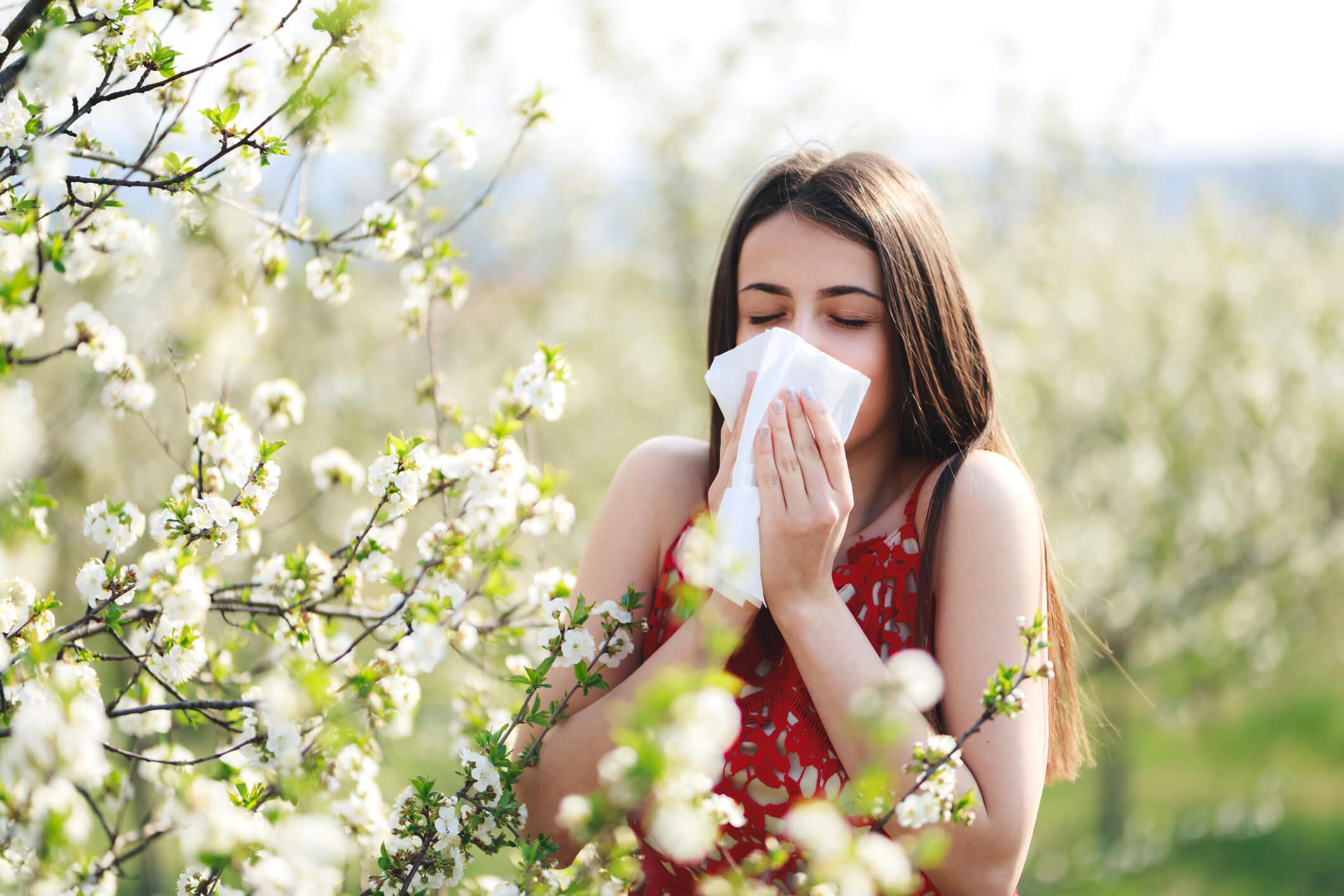 traitement naturel sinusite allergique