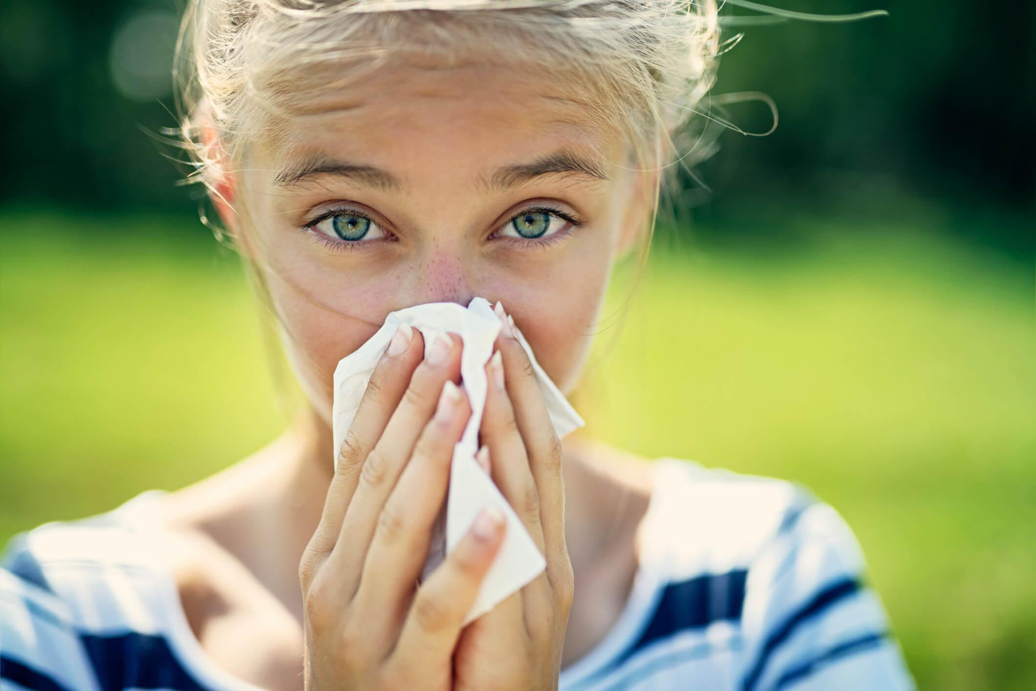 sinusite allergique chronique