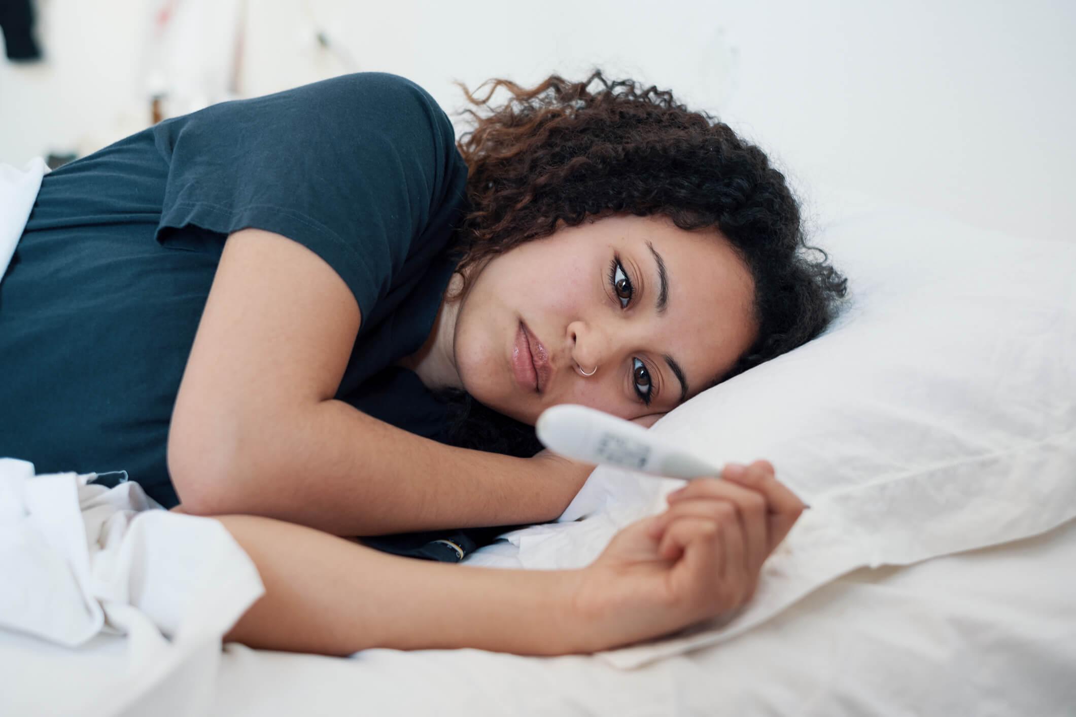 fièvre symptôme grossesse