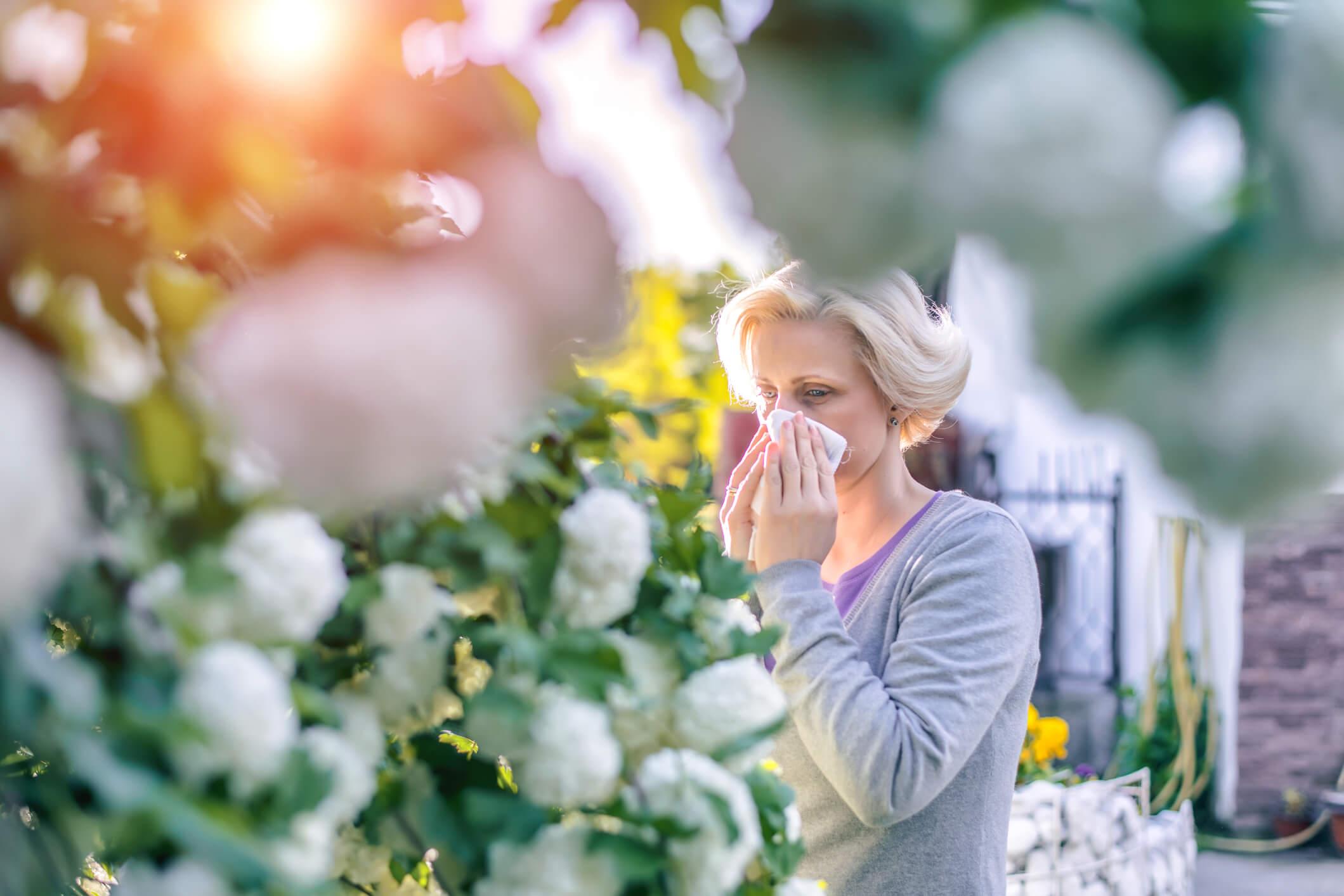 sinusite allergique
