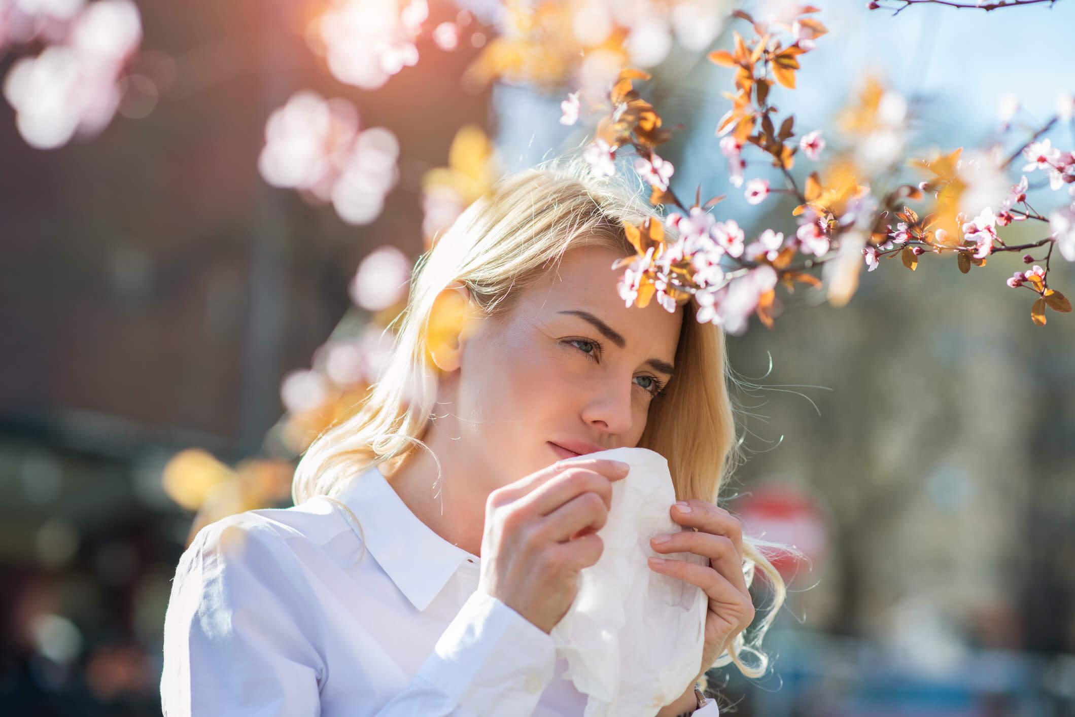 toux allergique symptômes