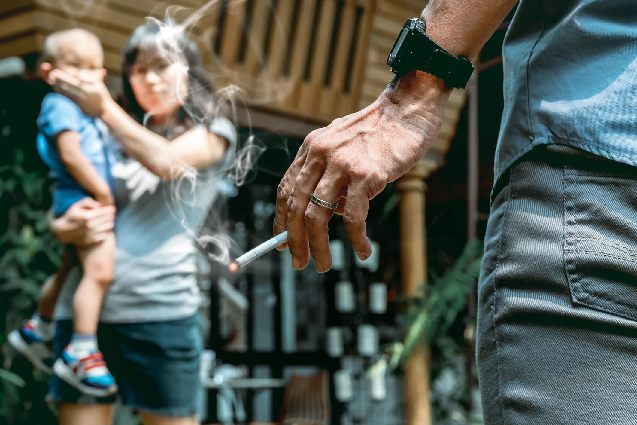 bronchite chronique tabac