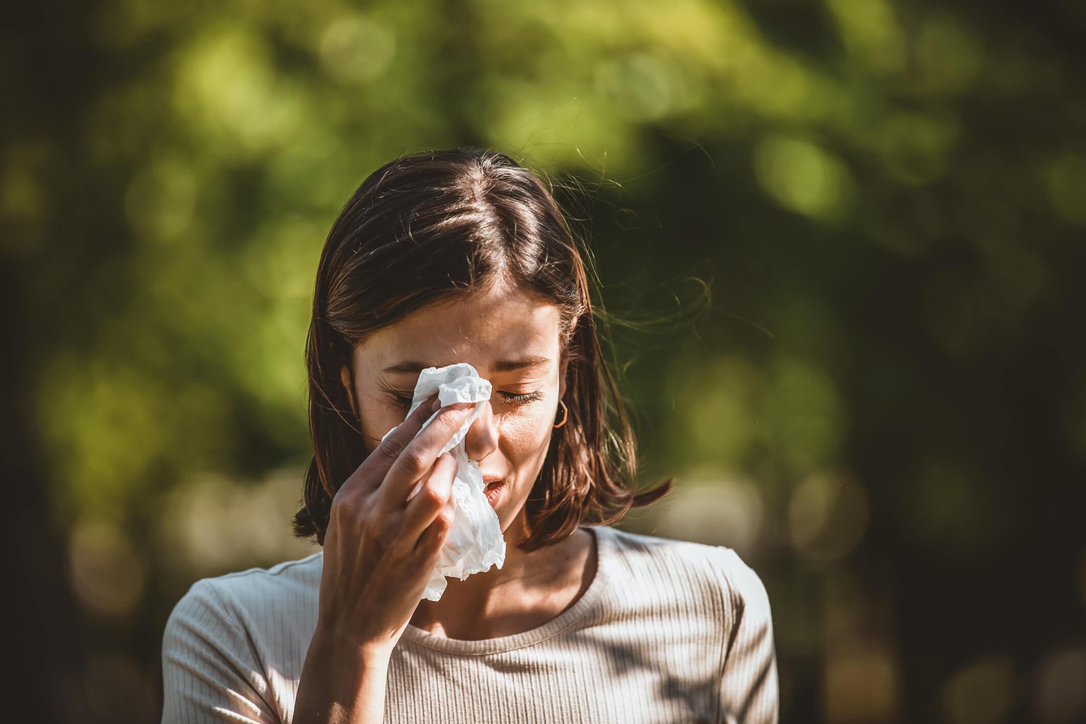 rhinite allergique chronique