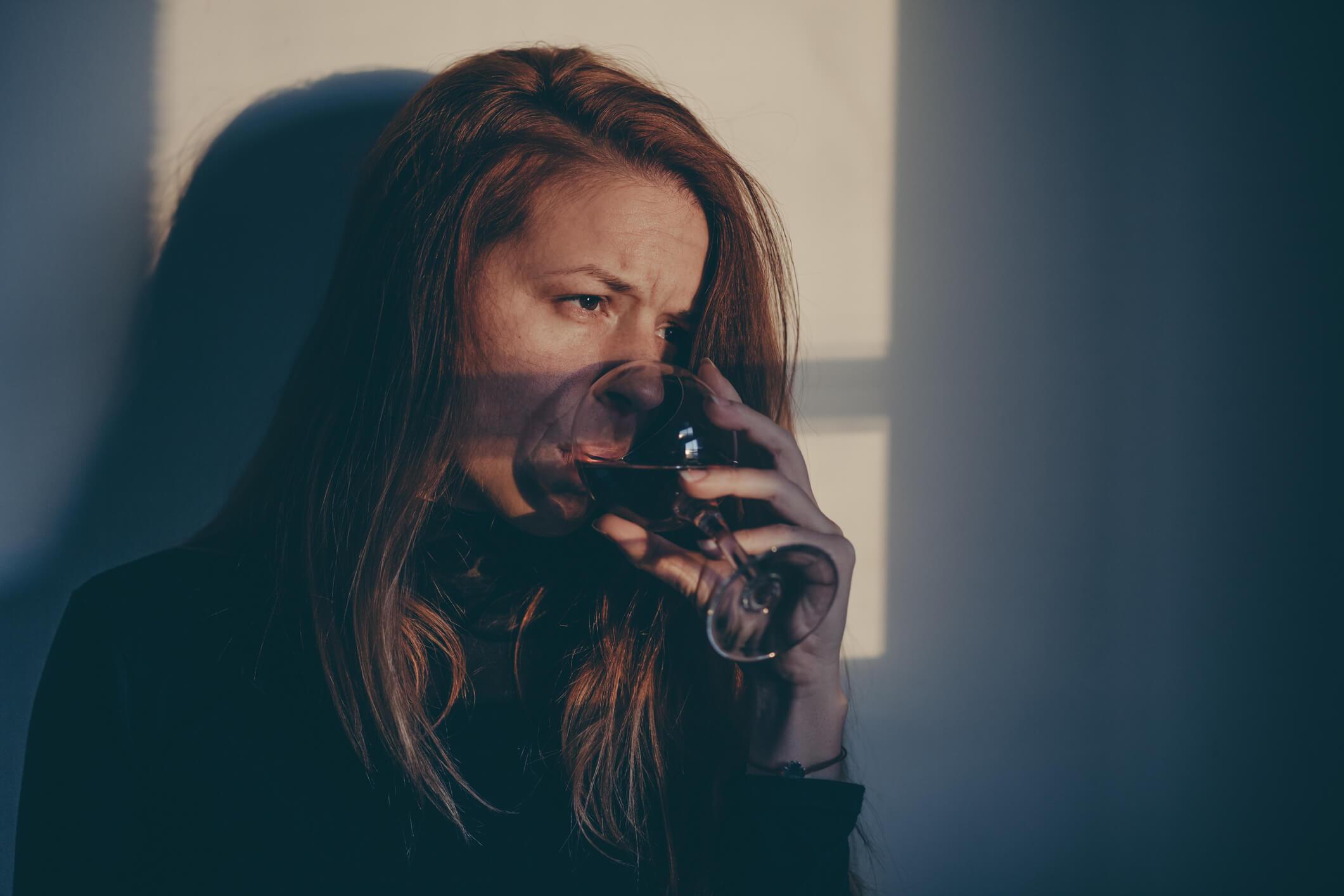 alcoolisme dépression