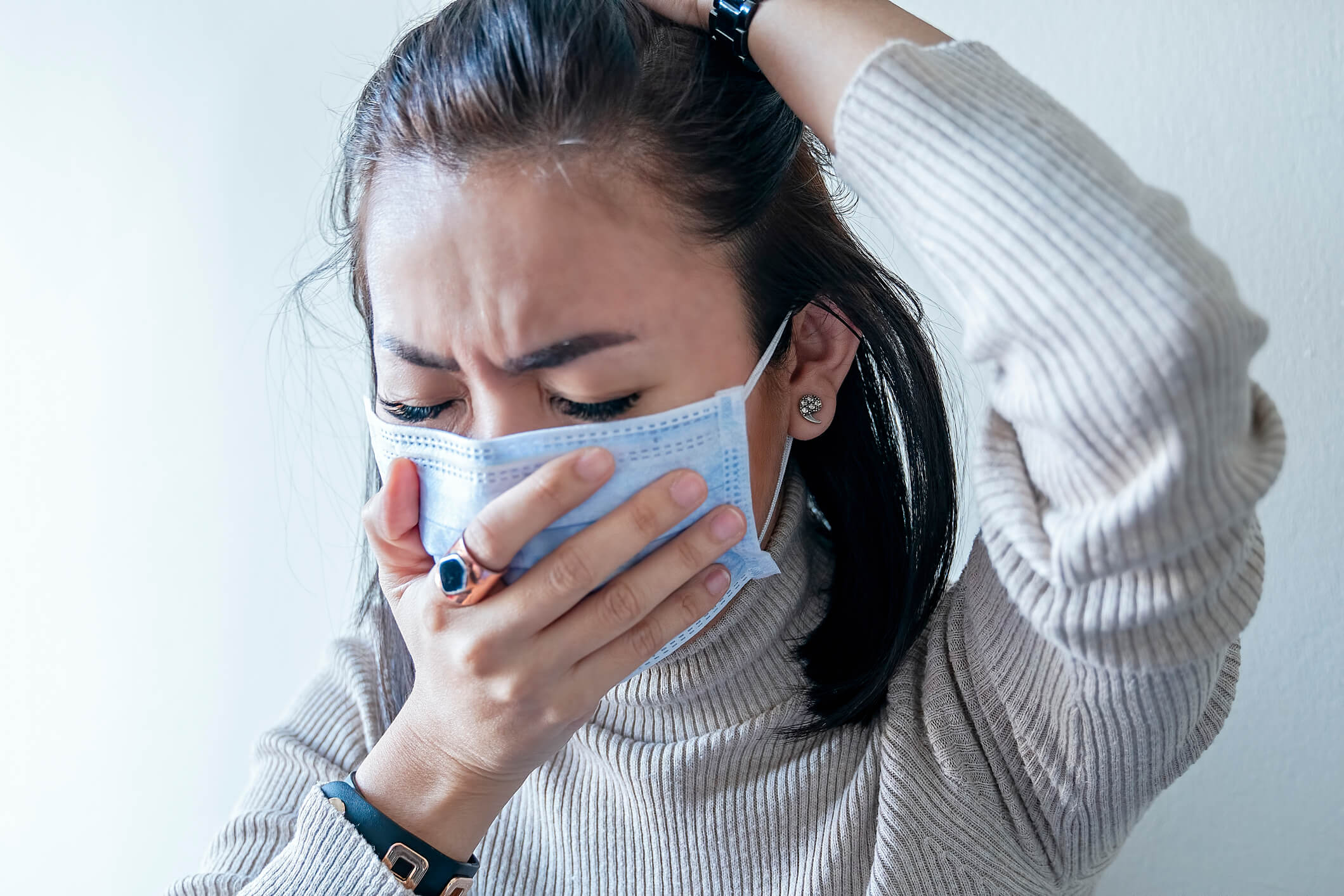 maux de tête coronavirus
