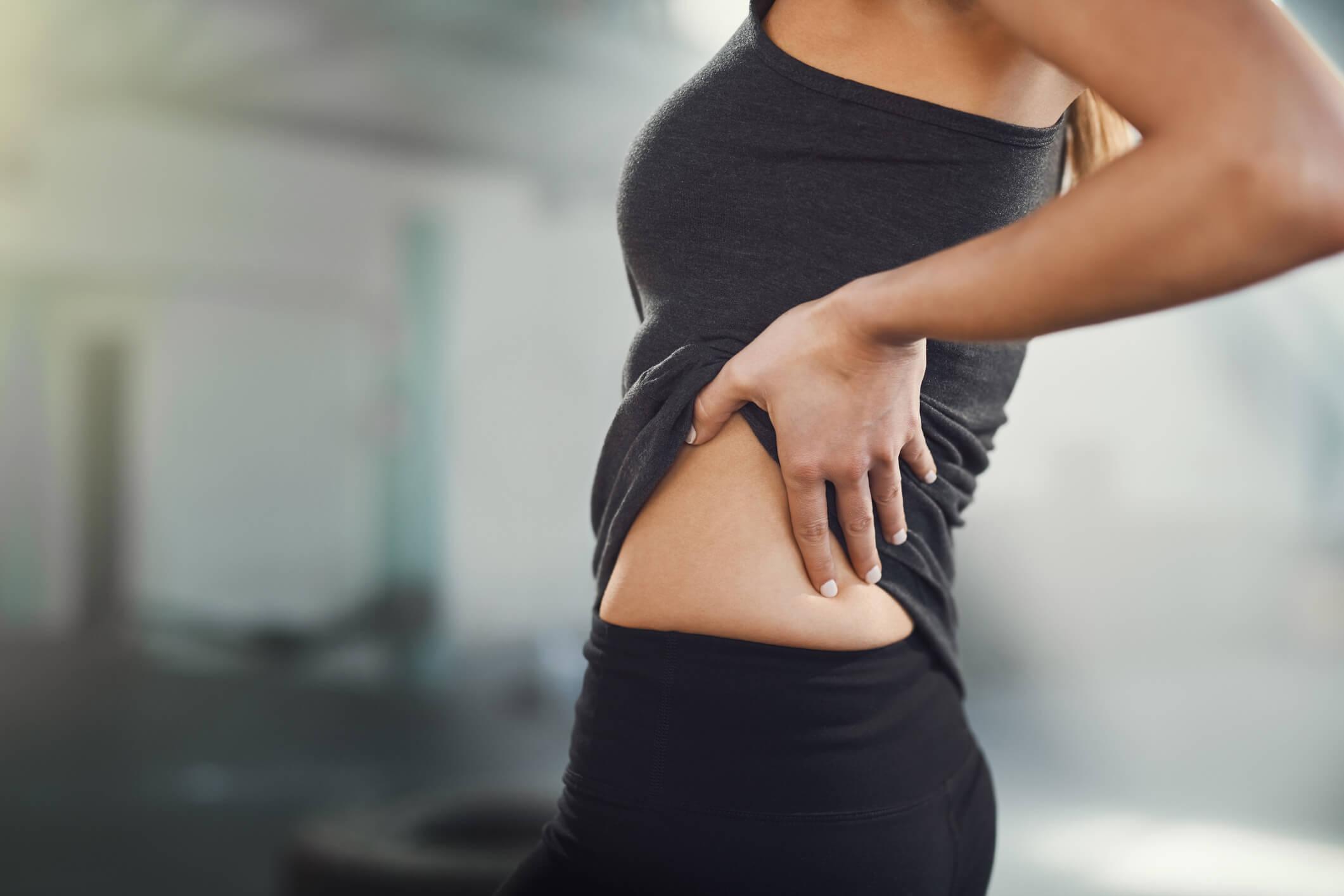 symptôme lombalgie