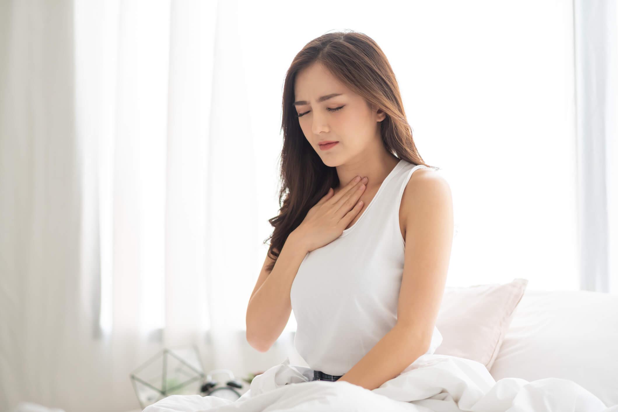 RGO symptômes