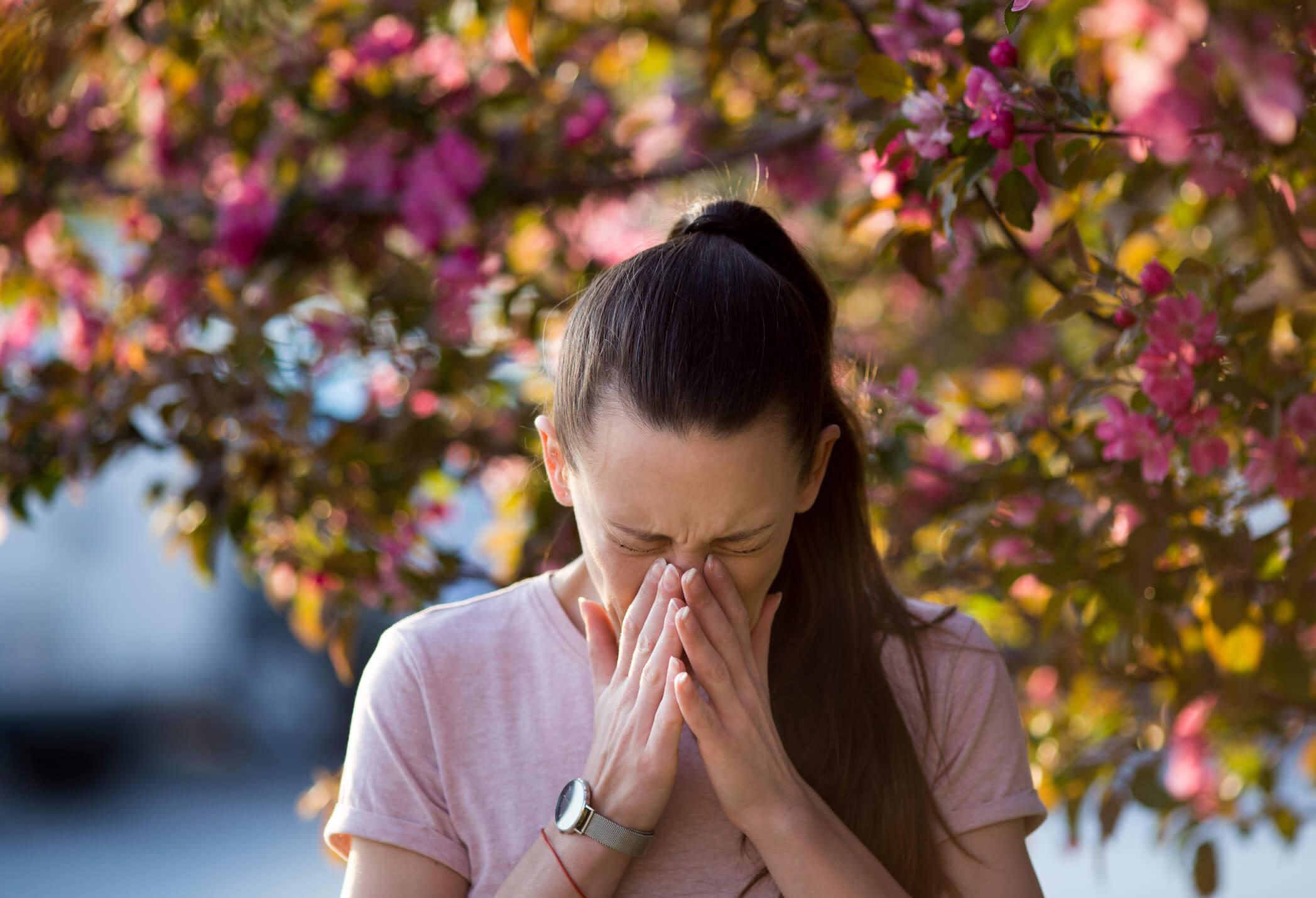 allergie symptômes