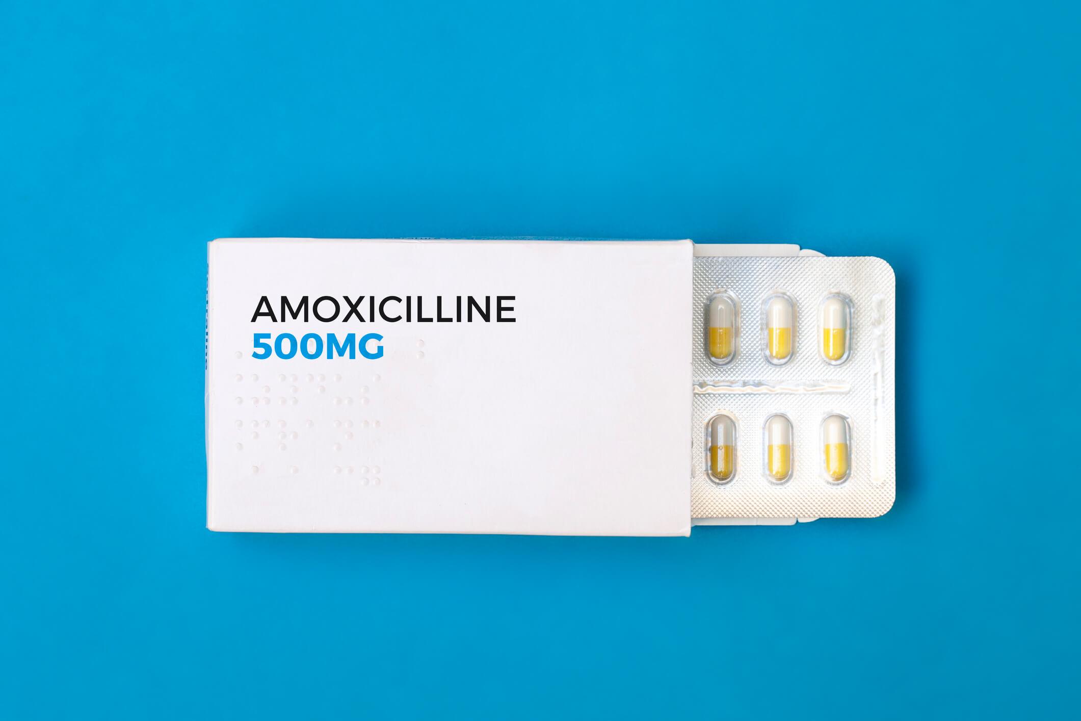 allergie amoxicilline