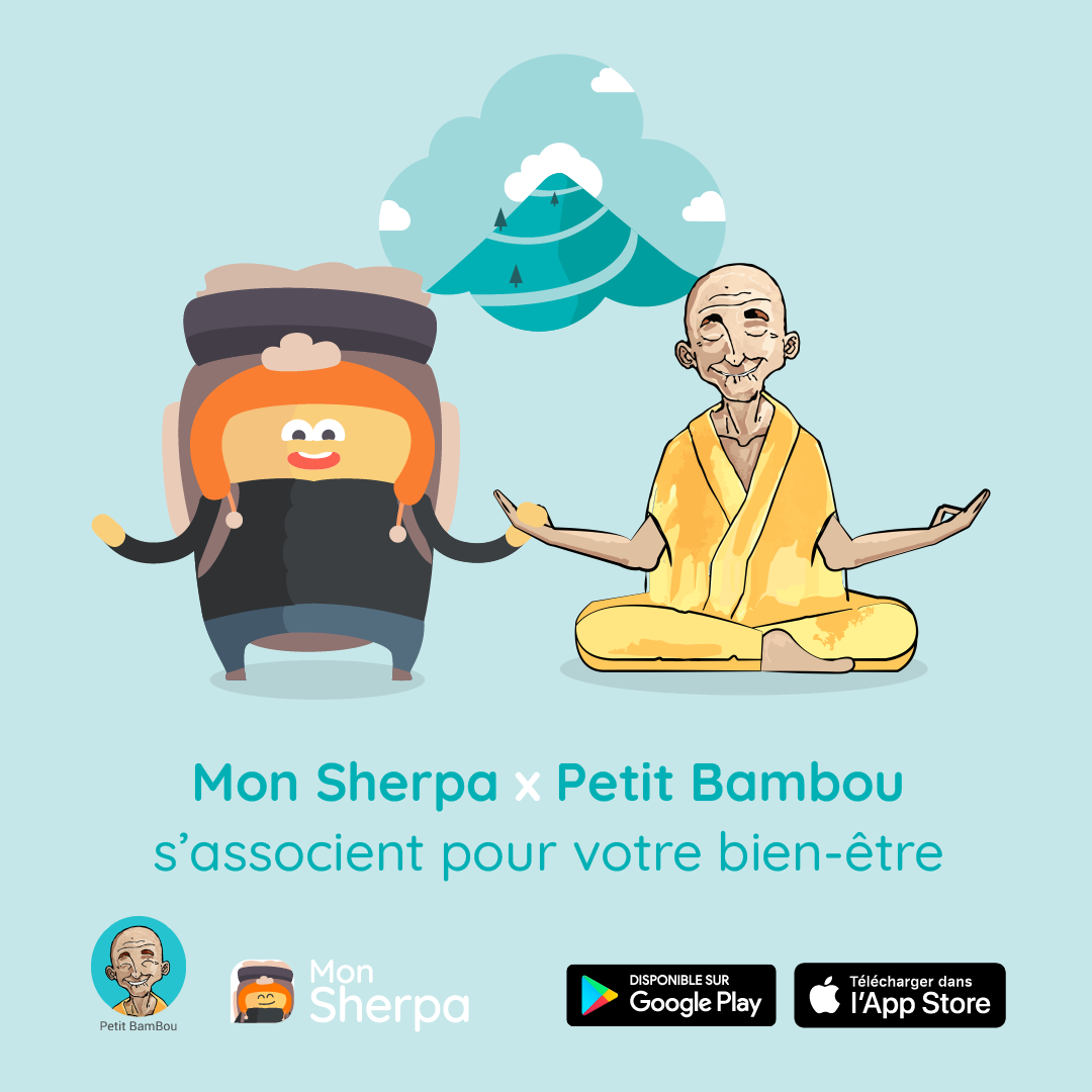 Mon Sherpa - Petit Bambou