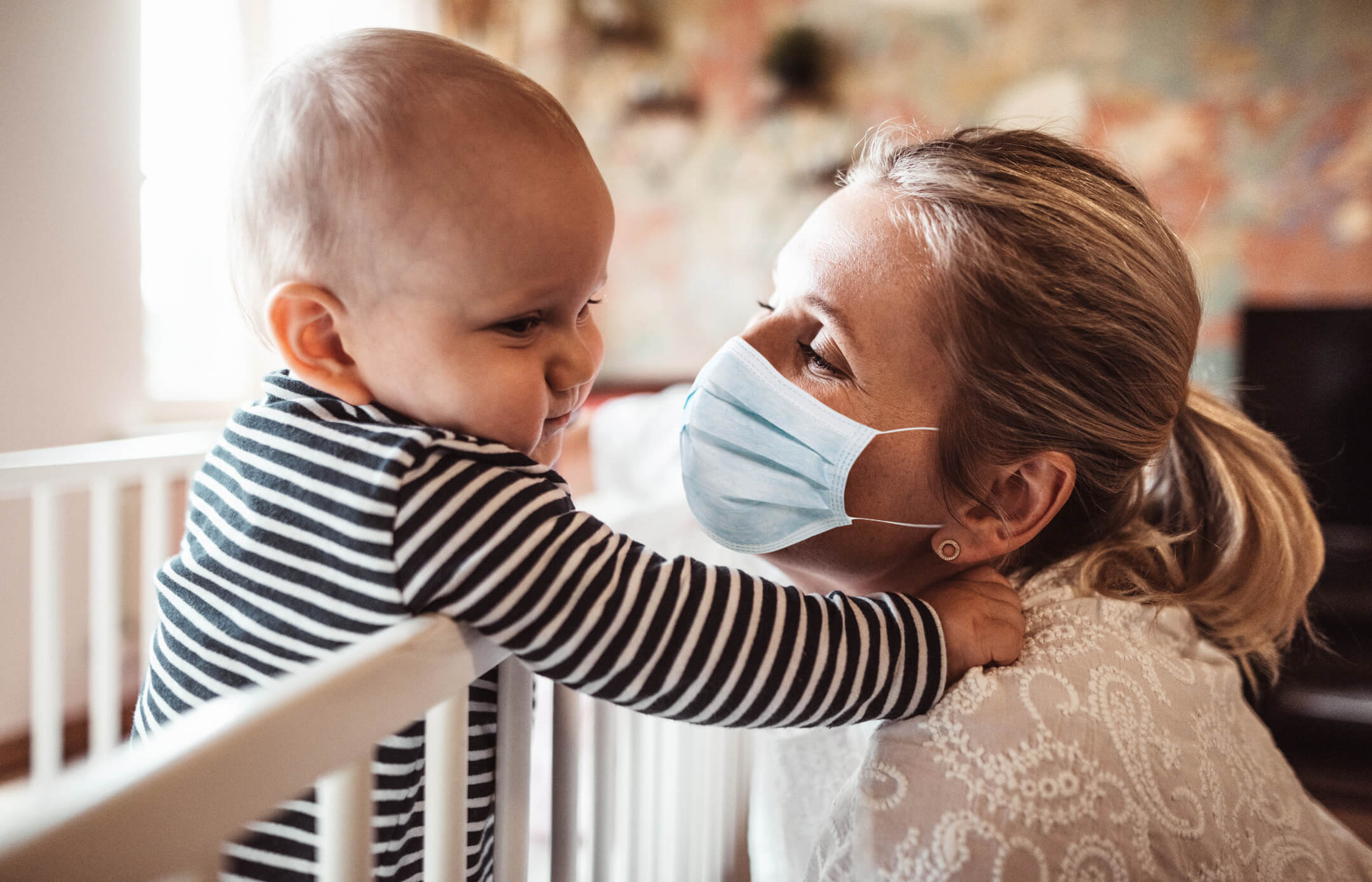 coronavirus bébé