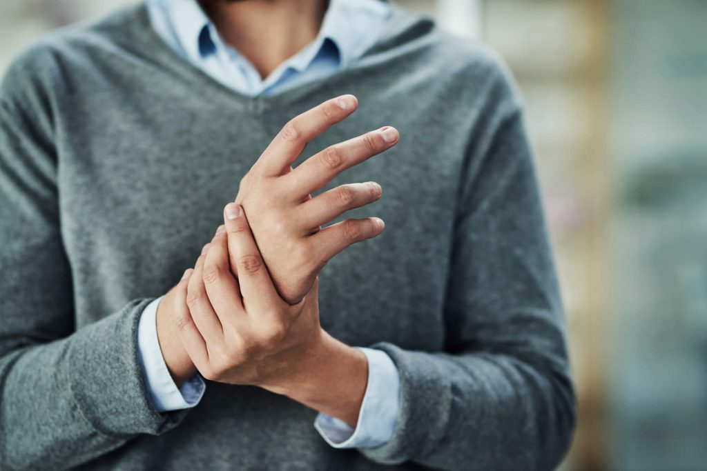 arthrose pouce main