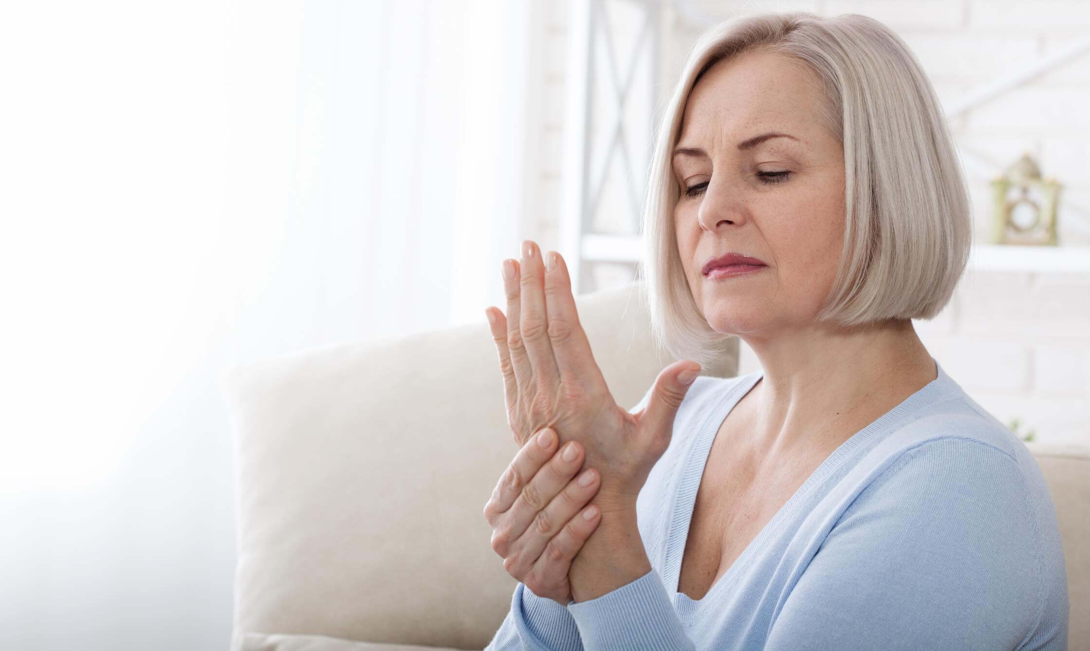 arthrose symptômes