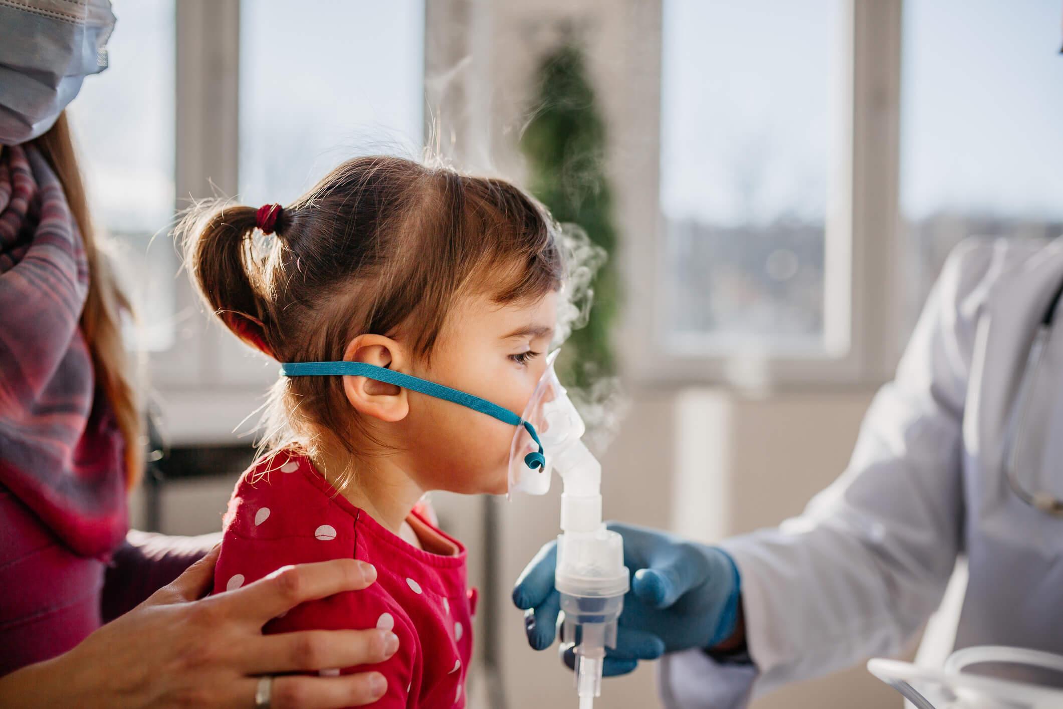 asthme nourrisson