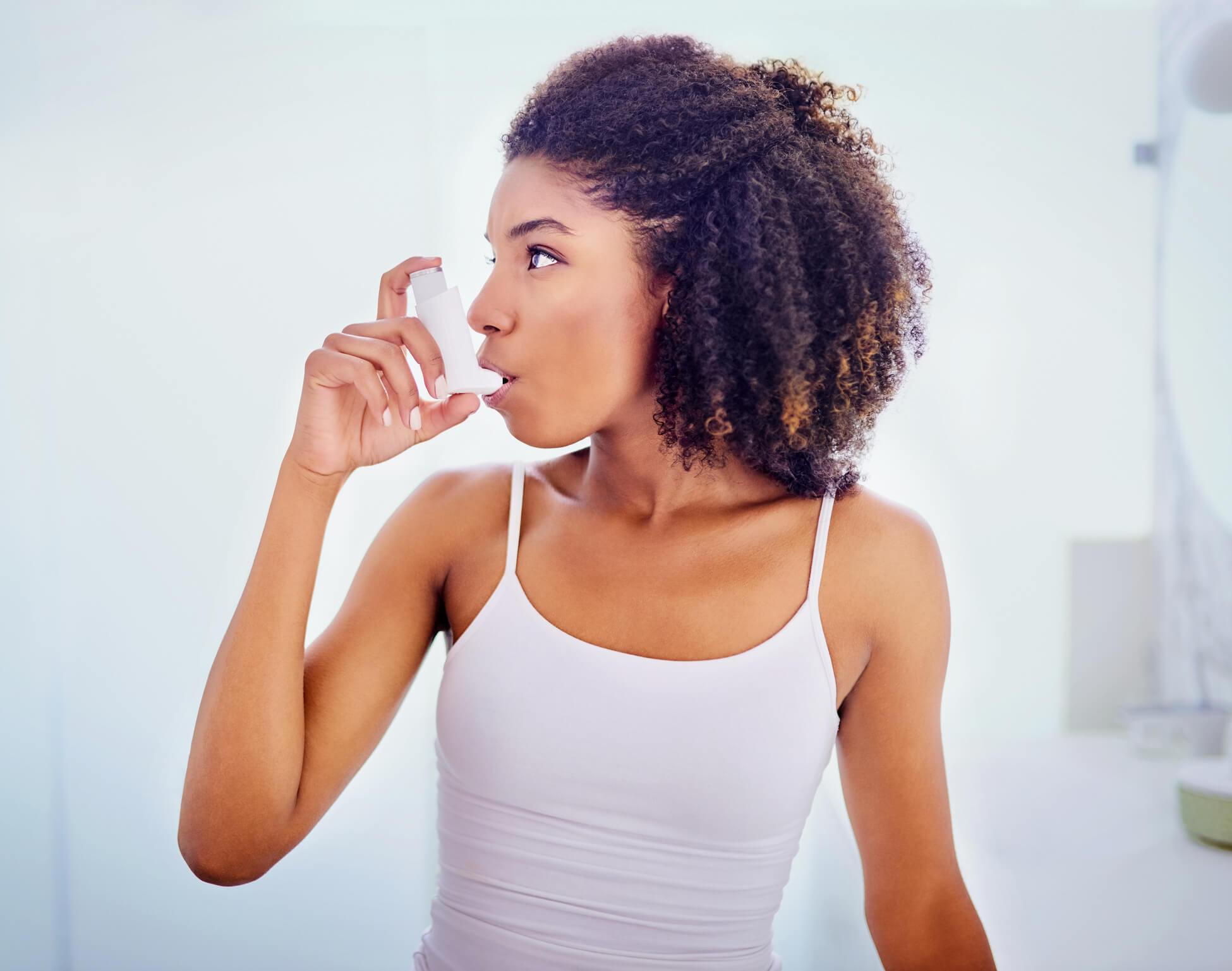 crise asthme