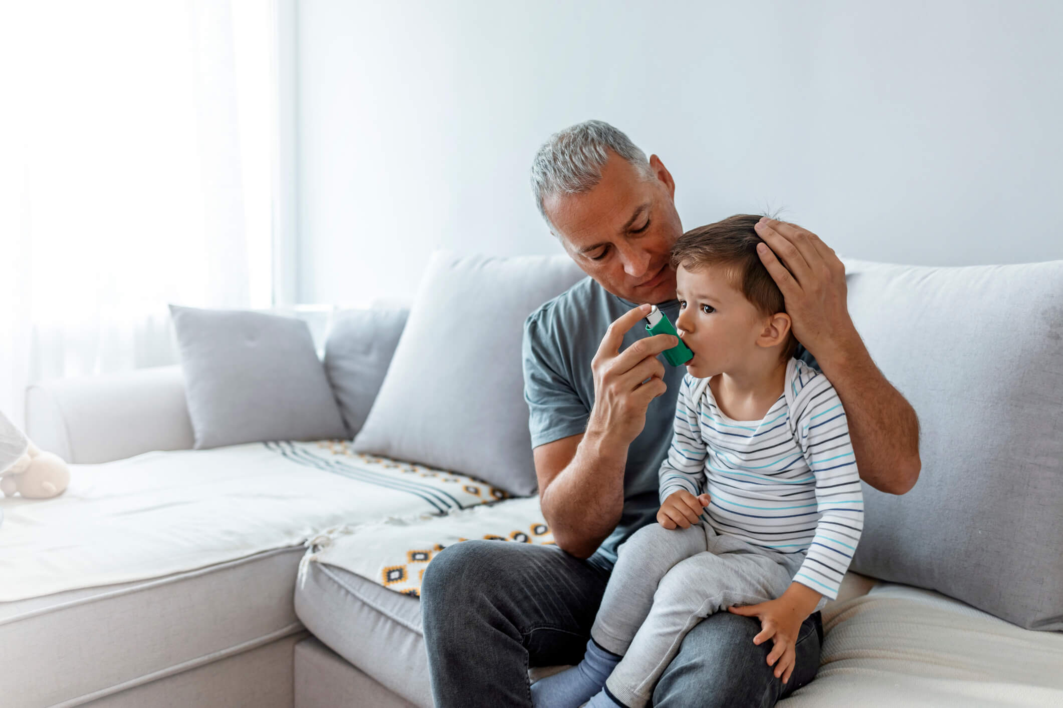 traitement asthme