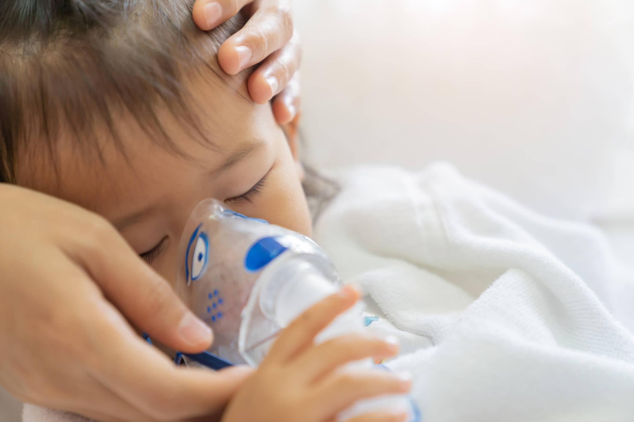 asthme bébé