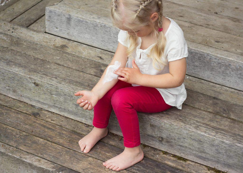 traitement gale enfant