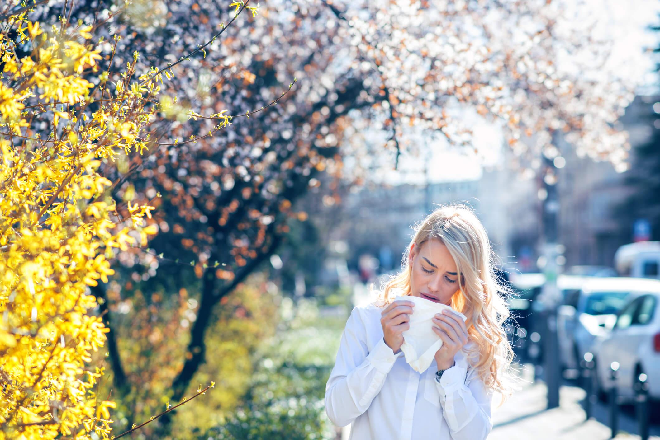 rhinite allergique symptôme