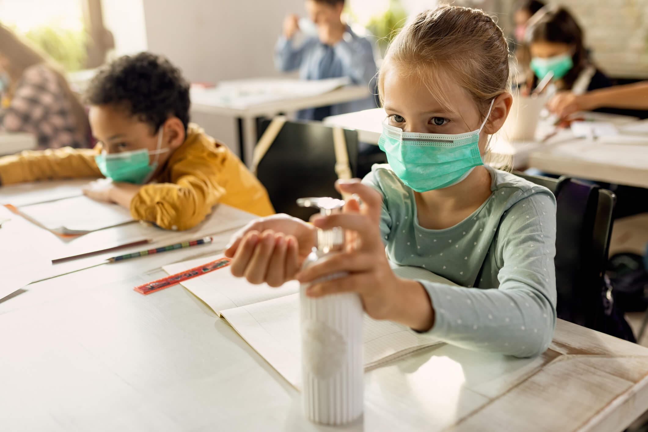 vaccin covid école
