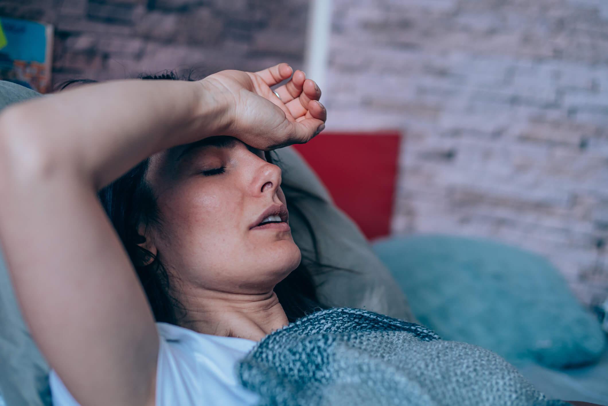 fatigue migraine