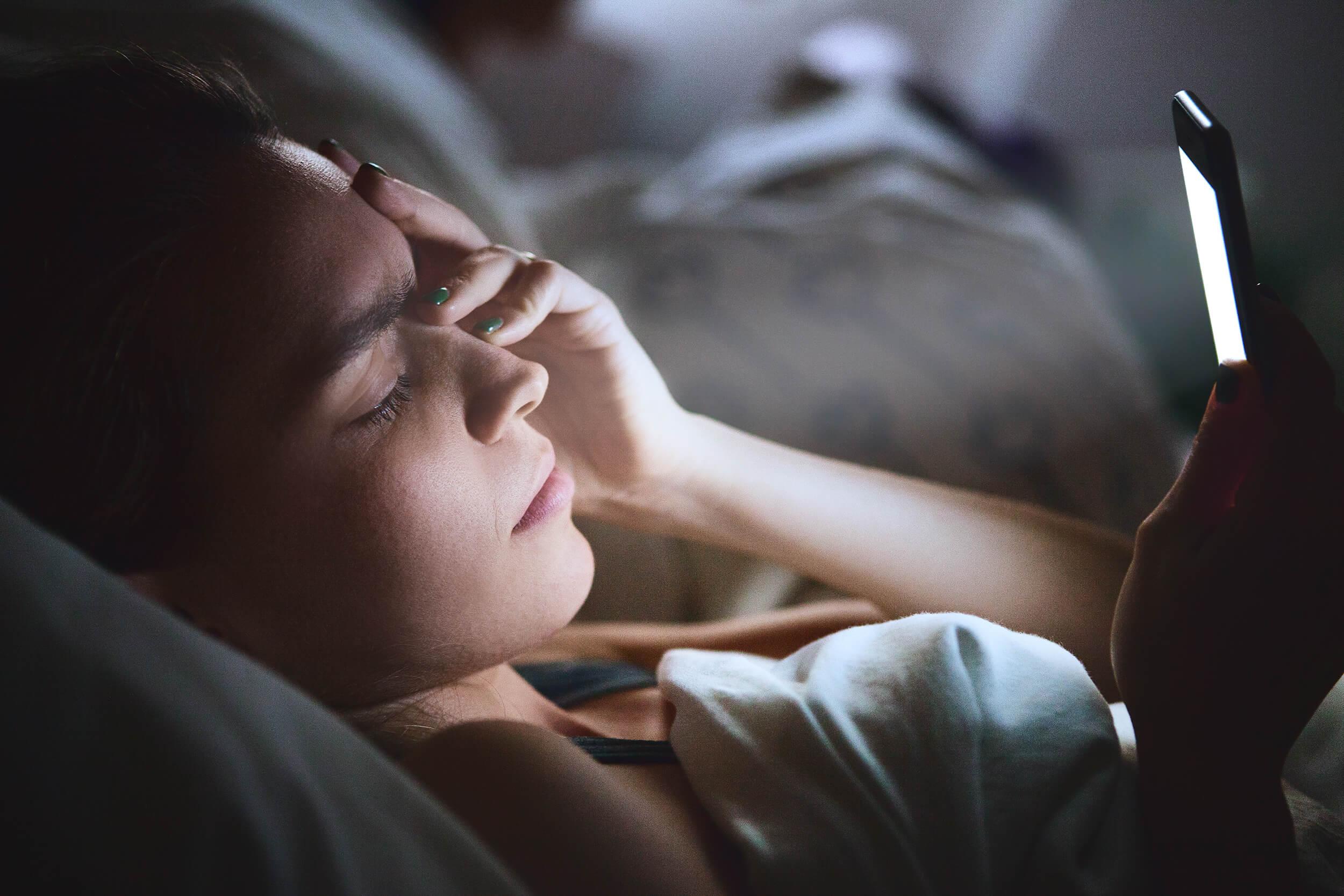 facteur insomnie