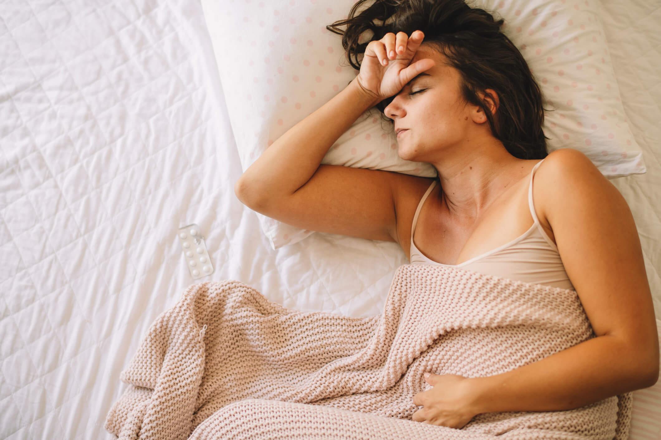 femme regles hormone impact psychologique
